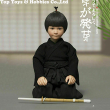 In stock WorldBox Lakor Baby 1/6 Kendo Little Boy Action Figure Model Collectible Gift