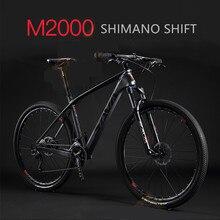 Mountain Bike MTB Carbon Frame LTWOO Shift Hydraulic Disc Brake Bicycle 26 27.5