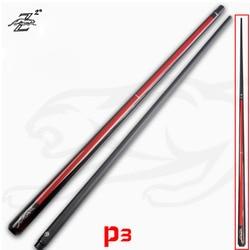 2020 NEUE P3 Modell Pool Queue Ahorn Billiard Pool Schwarz Welle Zwei Optionen 13mm 11,5mm Spitze Größe