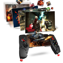 Telescopic Wireless Bluetooth 3.0 Game Controller Gamepad For PC iOS Android Of Tablet PC Smartphone IPEGA Gamepad ipega android gamepad for pc joystick 2 4g bluetooth wireless handle game pad for sony ps3 ios smartphone game controller 9076