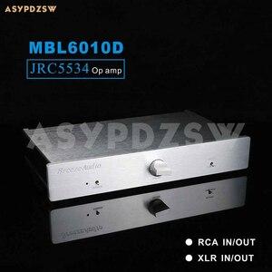 Image 1 - באופן מלא מאוזן JRC5534 מגביר בסיס על MBL6010D מעגל RCA/XLR ולצאת