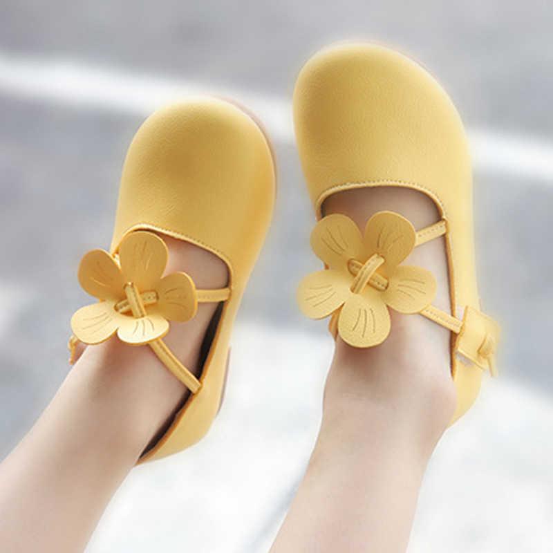 3D Flower Girl Shoes Toddler Baby
