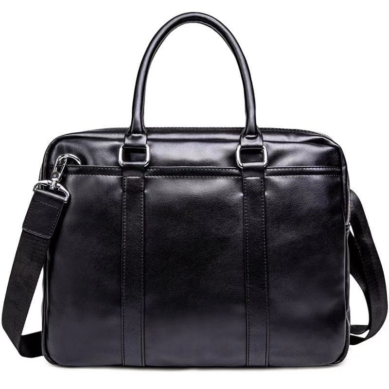 2019 NEW Men's Briefcase Handbag Business Bag Leather Fashion Young Man's Cross-body Bag Men Bag