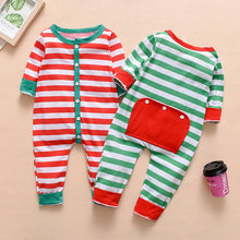 CYSINCOS 2019 New Spring Autumn Winter Baby Girl Rompers Cute Cartoon Rabbit Infant Boy Jumpers Kids Baby Outfits Clothes(China)