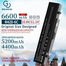 лучшая цена 4400mAh Laptop Battery for Samsung NP300E NP300E5A NP300E5A NP300E5C NP300E4A NP300E4AH NP270E5E AA-PB9NC6B AA-PL9NC2B R468 R478