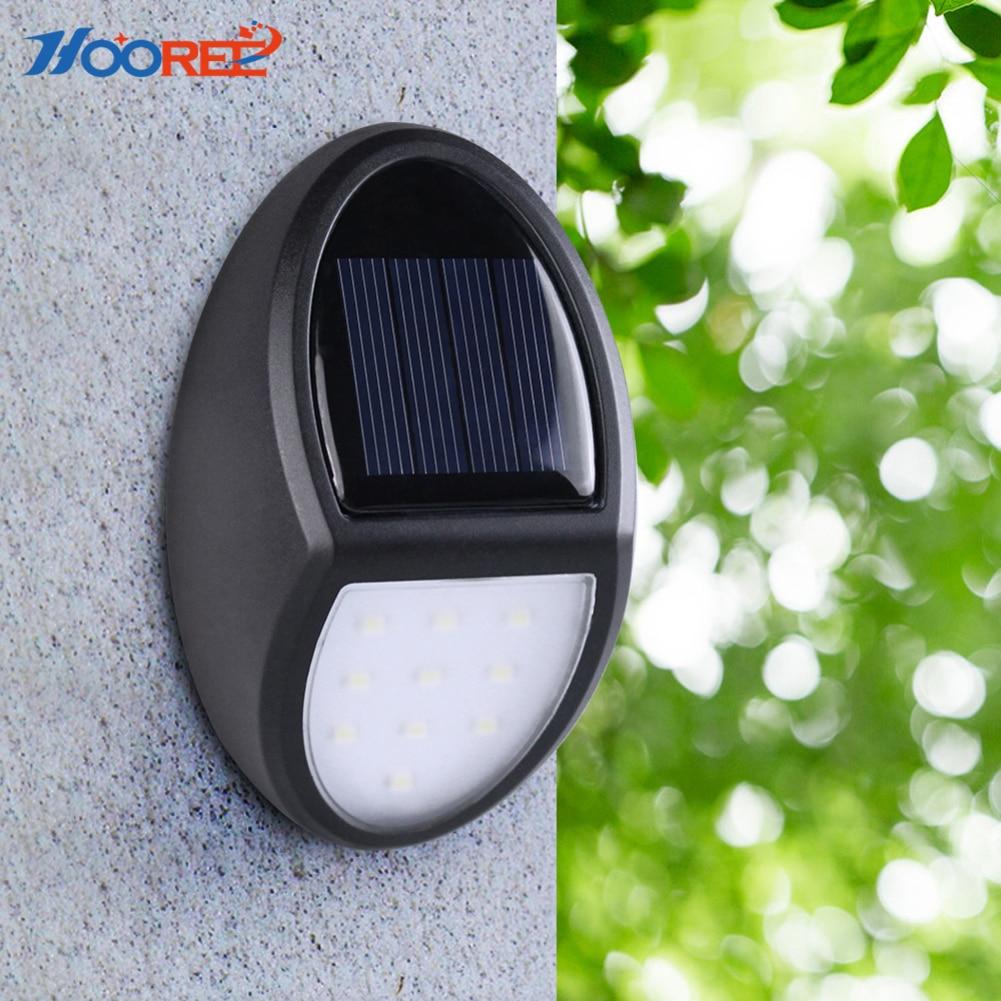 10 LED Solar Light Outdoor Solar Lamp Waterproof Light Control Wall Light Solar Powered Sunlight For Outdoor Garden Decoration