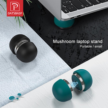 Laptop stand notebook accessories suporte notebook Mushroom laptop holder laptops Foldable Mini Cooling stand macbook pro