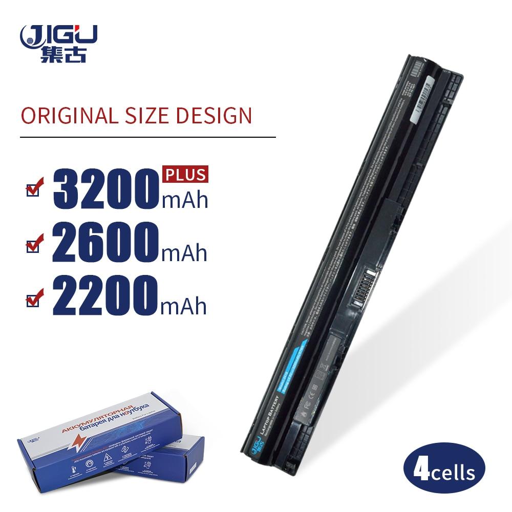 JIGU Новый аккумулятор для ноутбука K185W GXVJ3 HD4J0 для DELL для Inspiron N3452 3458 3551 3552 3558 5454 5551 3467 3465 3462 3476 5459