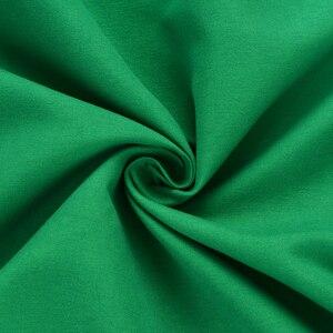 Image 3 - Fondo de pantalla verde profesional para estudio de fotografía fondo de fotografía lavable duradero de poliéster algodón, novedad de 2020