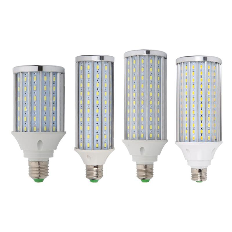 <font><b>E27</b></font> <font><b>LED</b></font> Corn Lamp Bulb White 108/140/160/210 beads for Home Lighting Living Room Lighting Decoration <font><b>30W</b></font> 40W 60W 80W image