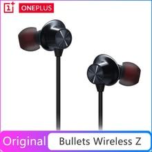 Original OnePlus balles sans fil 2 écouteurs AptX contrôle magnétique hybride Google Assistant Charge rapide pour Oneplus 7 Pro