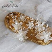 bride headdress hairpin wedding hair accessories jewelry barrette tiara hairpins fashion