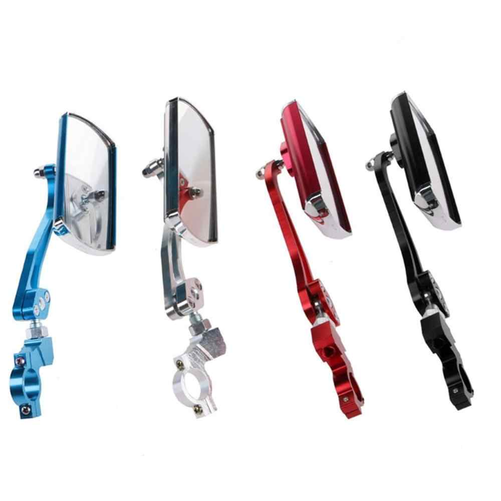 360° Safe Wide Rear View Rearview Mirror Cycling Bike Bicycle Handlebar Hot