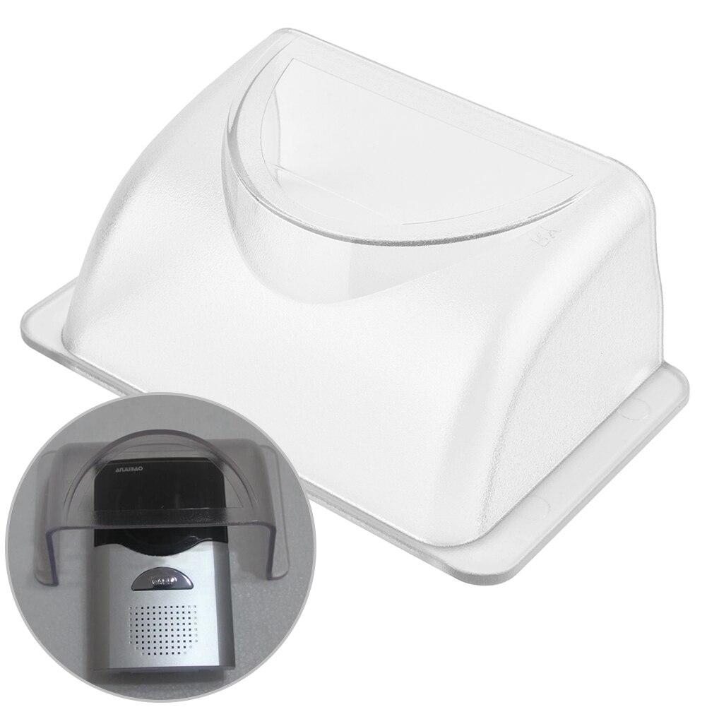 Pokrowiec przeciwdeszczowy wodoodporna obudowa na kontrola dostępu do drzwi kontroler klawiatury przeciwdeszczowe osłony przeciwdeszczowe akcesoria do kontroli dostępu