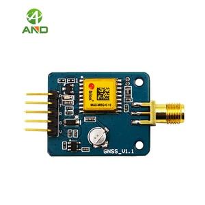 Image 5 - Yeni MAX M8Q GPS glonass koparma, GPS motor kitleri MAX M8Q kiti