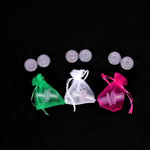 Image 3 - 70 Pairs/Lot Silicone High Heel Covers Plastic Shoe Heel Protector for Grass High Heel Guards in Shoe Care Kit for Wedding Party