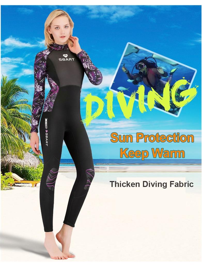 Submarina Wetsuit Neoprene Surf Mergulho Terno de