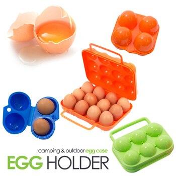 קופסה קשיחה לנשיאת ביצים ברכב, תרמיל ובדרכים