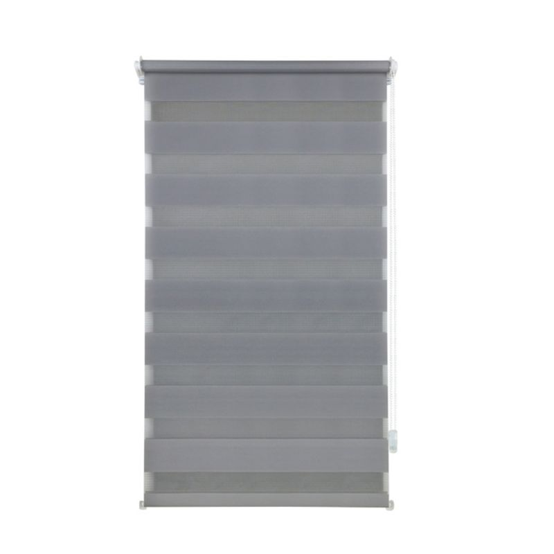 Easy Fix Zebra Roller Blind Day Night Blinds Curtains With Install