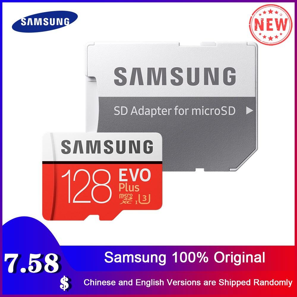 SAMSUNG карта памяти Micro sd, класс 10, 512 ГБ, 256 ГБ, 128 ГБ, 64 ГБ, 32 ГБ