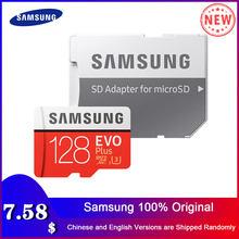 SAMSUNG-Tarjeta de memoria SD clase 10, microSD de 32, 64, 128, 256 y 512 GB, 98 MB/s, UHS-1, flash, TF/SD