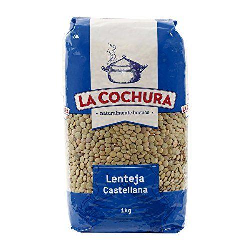 Lentille Castellana La Cochura 1 Kg