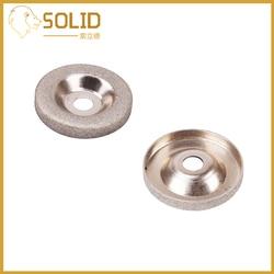 50mm Diamant Slijpschijf Disc Slijpen Cirkels Voor Wolfraam Stalen Frees Tool Slijper Slijper Accessoires 1Pc-in Slijpstenen van Gereedschap op