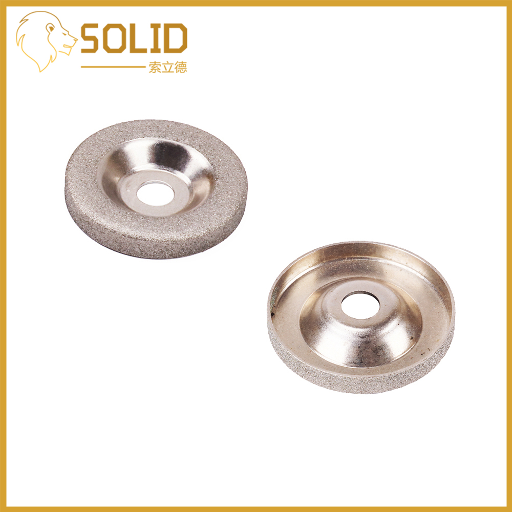 50mm Diamond Grinding Wheel Disc Grinding Circles For Tungsten Steel Milling Cutter Tool Sharpener Grinder Accessories 1Pc