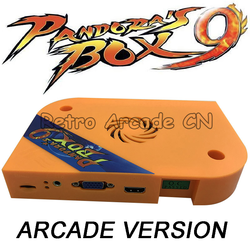 arcade machines motherboard 1500 pandora box 9 VGA HDMI output jamma 28pin interface coin+operated+games
