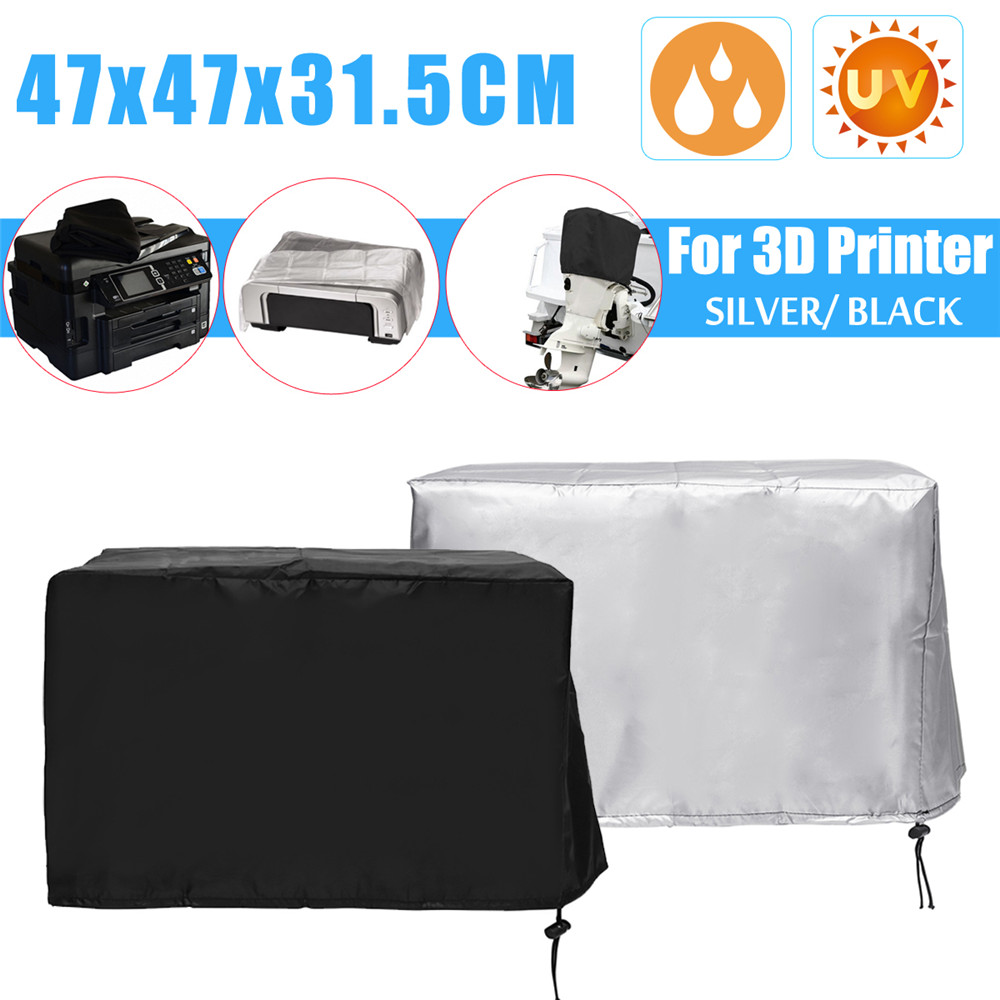 45x45x30 Nylon Printer Dust Dust Cover Protector Chair Table Cloth For 3D Printer For  Workforce For OfficeJet Pro 8600