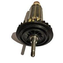 Angle Grinder Armature Rotor For 9556 9557 9558 9556NB 9556HN 9557NB 9557HN 9557PB 9558NB 9558HN 9558PB For Makita.