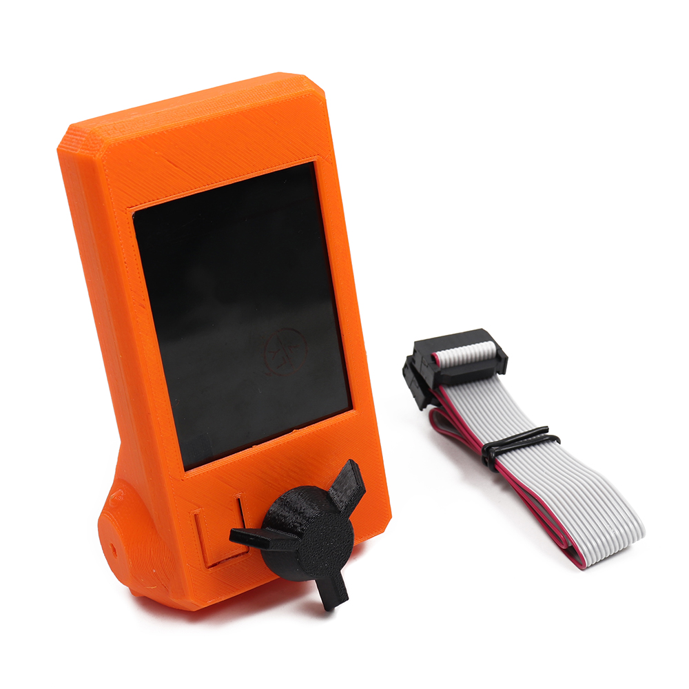 Blurolls 65k LCD Screen For Prusa Mini 3d Printer Compatiable With Buddy Motherboard