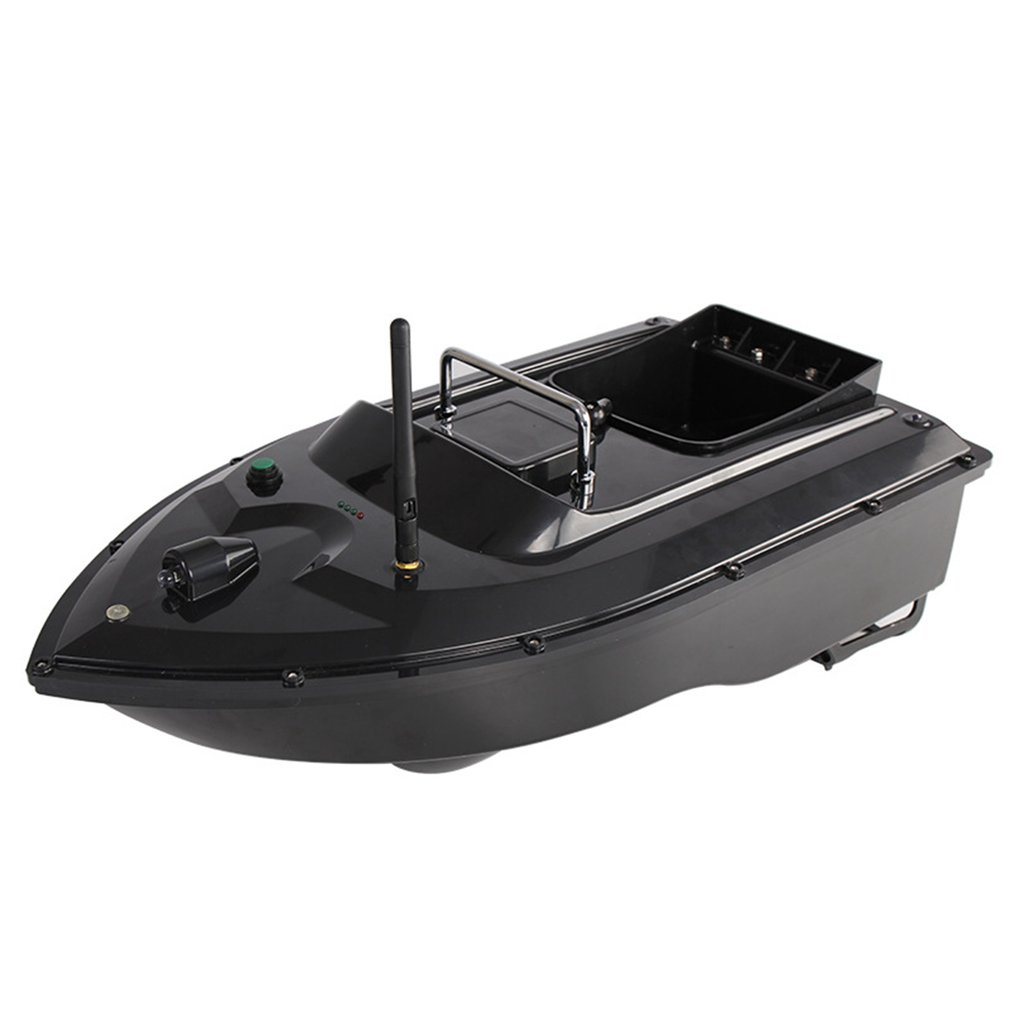 RC Boat 500M Fishing Bait Nesting Boat Remote Control Boat PVC Cruise Control System Automatic Course Correction Endurance image