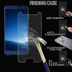 На Алиэкспресс купить чехол для смартфона tempered glass explosion-proof screen protector film for cubot a5/cubot cheetah 2 mobile phone accessories