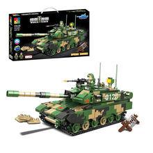 Военные ww2 армейские фигурки Тип 85 59 главный боевой танк