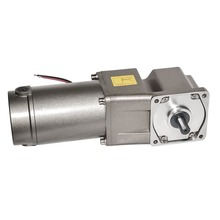 DC 12V 24V 90V Gearbox Motor 120W with 5GURA Gear Head Right Angle Gear 3-300rpm Speed Optional High Torque CW CCW Gear Motor цена в Москве и Питере