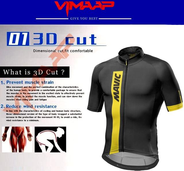 Mavic 2019 conjunto para ciclismo em jérsei mtb, camiseta e macacão para ciclismo em jérsei roupas de ciclismo camisa para competição de ciclismo traje para andar de bike 2