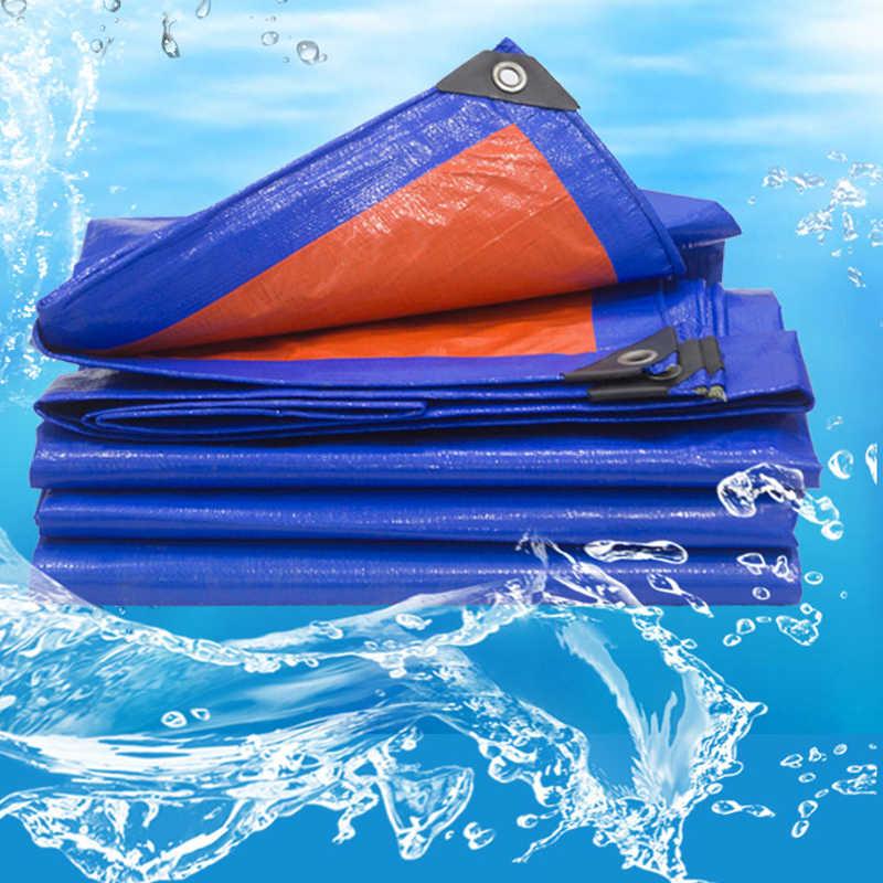 Muitos Tamanho ao ar livre À Prova D' Água grossa Lona sol Abrigo de proteção pano de Tenda Toldo Do Pátio