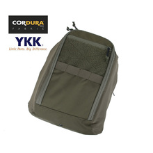 Scarab-Plate-Carrier Zip-On-Panel Ranger Green Pouch Tactical TMC Zipper-Pack SKU051491
