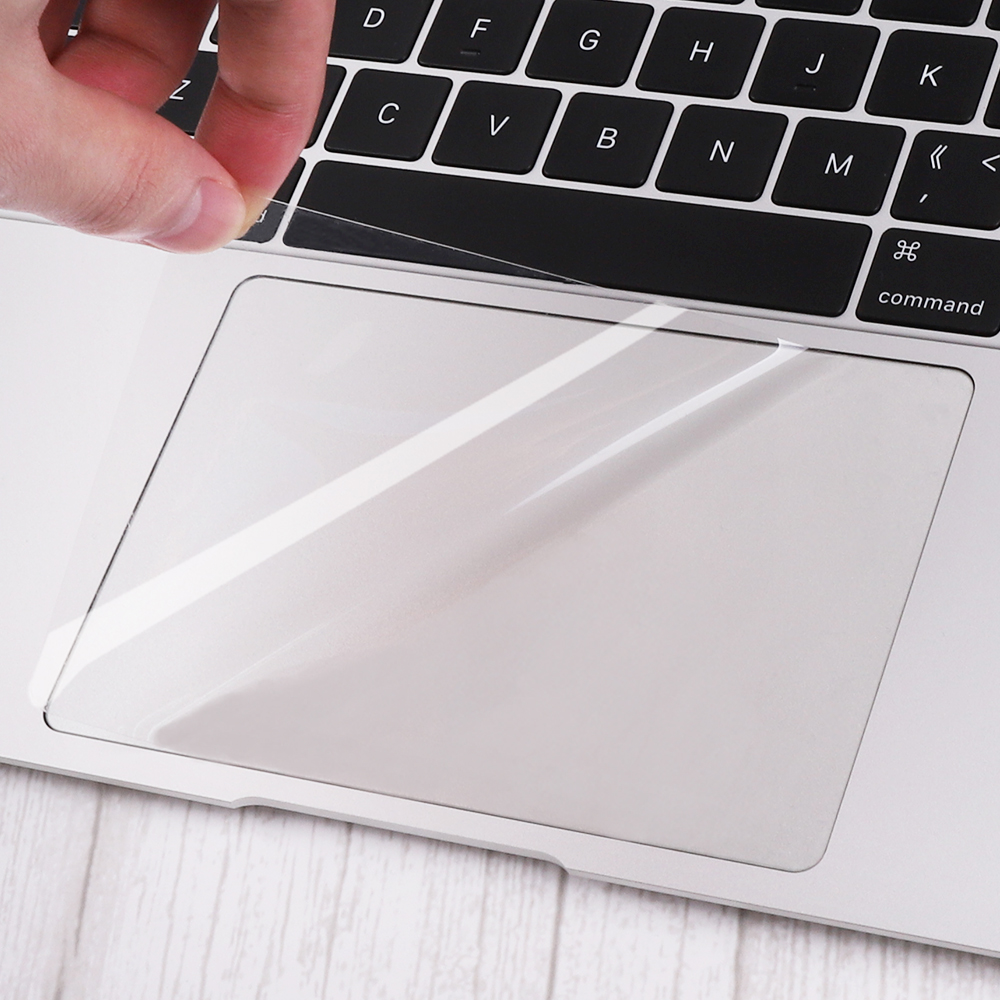 Redlai Touchpad Sticker for MacBook Air Retina Pro 13 16 inch 2020 <font><b>A1932</b></font> A2159 Clear Anti-Scratch <font><b>Trackpad</b></font> Protector Cover Skin image