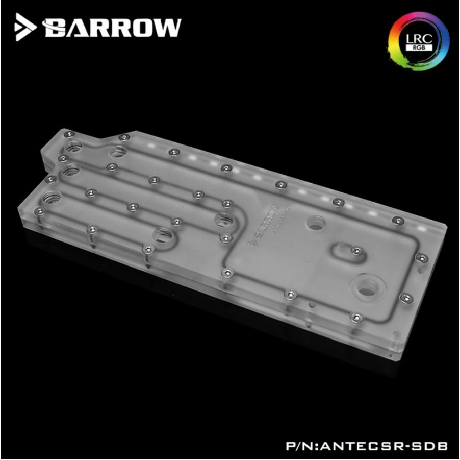 Tablones de agua Barrow ANTECSR-SDB para Antec Striker, funda para Intel CPU, bloques de agua y construcción de GPU única Intel Xeon E5 2678 V3 e5-2678 V3 CPU 2,5G Serve LGA 2011-3 PC procesador de escritorio para placa base X99
