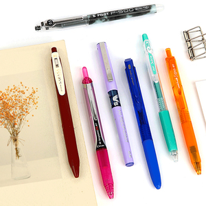 Image 5 - Japanese brand Gel pen Highlighter Various combinations 0.5/0.38mm Student notes special color combination