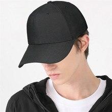 Sunscreen Golf Summer Male Solid Bending-Cap Spring Casual-Cap Korean-Version Outdoor