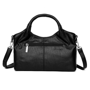 Image 2 - AUAU модные Лоскутные сумки через плечо, женские кожаные сумки, женские Сумки из искусственной кожи