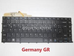 Image 2 - Keyboard For Samsung NP900X4B NP900X4C NP900X4D United Kingdom UK  France FR Spain SP Italy IT Germany GR Brazil BR Backlit