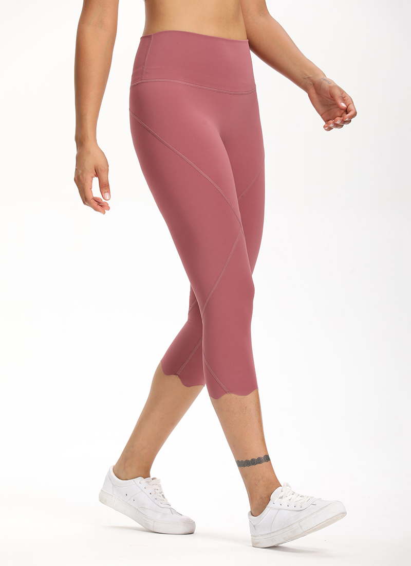 H5198cfd347b14452a69f4b951b18da02r Cardism High Waist Sport Pants Women Yoga Sports Gym Sexy Leggings For Fitness Joggers Push Up Women Calf Length Pants Wave