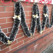 Рождественские Украшения Гирлянды Висячие Свадебные Рождественские вечерние принадлежности для декора на день рождения струны