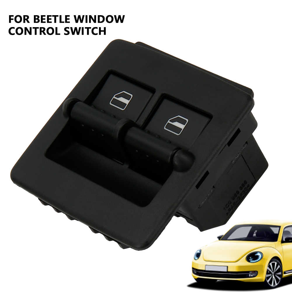 Electric Power Master Window switch Fit For VW Beetle 1998-2010 1C0959527