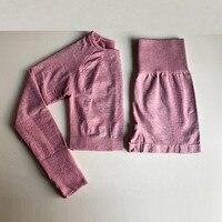 0803 Pink Top Shorts