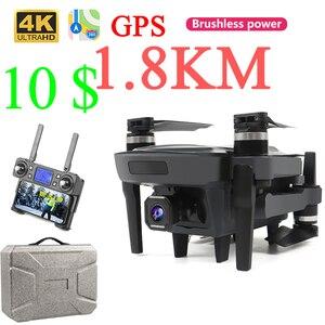Drone 4k 1800 Meter Gps Profis